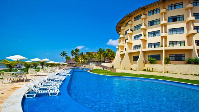 Resultado de imagem para hotel parque costeira