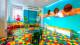 Acqua Beach Park Resort - Os pequenos são privilegiados pelo kids' club, que possui brinquedoteca, copa do bebê e baby room.
