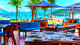 Fasano Angra dos Reis - As diárias já incluem meia pensão, com café da manhã e jantar.