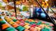 D Beach Resort - O lazer continua com recreação monitorada, espaço infantil, área de jogos e anfiteatro para shows ao vivo.