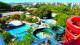 Villas diRoma - Hóspedes recebem ingresso cortesia para o diRoma Acqua Park, com dois acessos por dia e por pessoa.