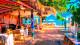 DPNY Beach Hotel & SPA - Os restaurantes estão no beach club, e têm vista privilegiada para a praia.