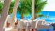 DPNY Beach Hotel & SPA - O café da manhã está incluso na tarifa, e quatro restaurantes compõem as possibilidades gastronômicas