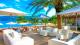 DPNY Beach Hotel & SPA - No beach club, aproveite também espaços à beira-mar, espreguiçadeiras, tendas e guarda-sóis.