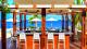 Hilton Curaçao - Os drinks e petiscos, por sua vez, ficam por conta dos dois bares da propriedade.