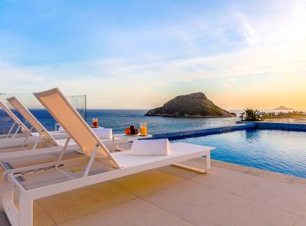 Rio de Janeiro, RJ: Hotel Design à beira-mar, com piscina na cobertura   Café da Manhã   Cidade Maravilhosa, Praia, Cidade, Menores Preços