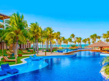 Cumbuco, CE: Resort na Praia do Cumbuco, uma das mais lindas do estado | Café da Manhã, Meia Pensão, Pensão Completa | Metas para 2020, Praia, Termas e Spa, Escapada, Animais Bem-Vindos, Viajar a Dois, Lua de Mel, Resort