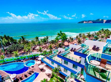 Natal, RN: Completo Hotel à beira da famosa Praia de Ponta Negra | Meia Pensão | Aéreo É Mais, Natal e Pipa, Praia, Viajar com Crianças, Lua de Mel, Nordeste com Aéreo
