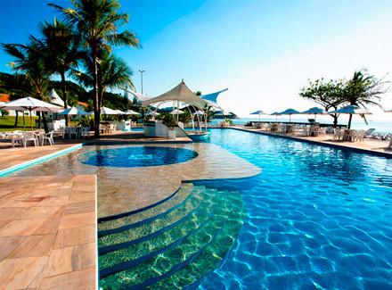 Itapema, SC: Resort à beira de praia reservada, ideal para famílias | Café da Manhã, Meia Pensão | Viajar com Crianças, Resort, Praia, Novas Ofertas