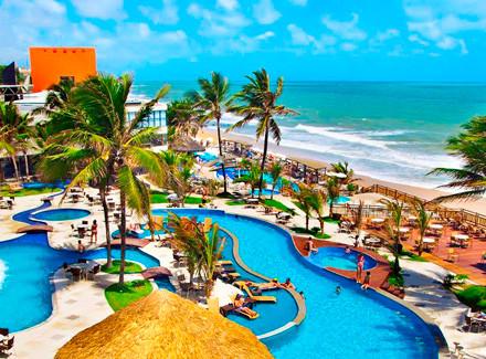 Natal, RN: Resort All-Inclusive à beira-mar com Parque Aquático | All-Inclusive | Natal e Pipa, Diversão, Aéreo É Mais, Praia, Viajar com Crianças, Lua de Mel, Viajar a Dois, Resort