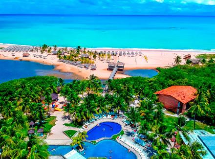 Maceió, AL: Resort All-Inclusive à beira da Praia de Pratagy | All-Inclusive | Brasil do Zarpo, Hotéis Abertos, Aéreo É Mais, Viajar com Crianças, Praia, Diversão, Resort, Melhores Destinos