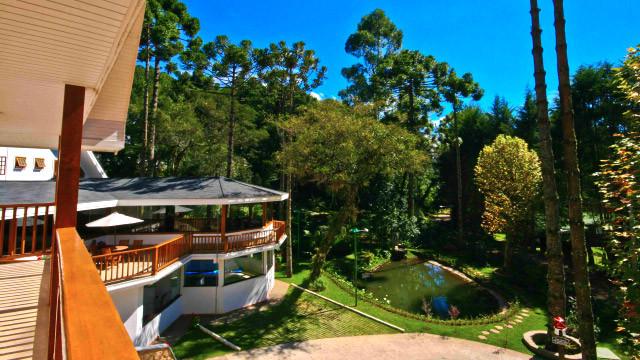 Campos dos Holandeses - Em 6 mil m² junto à natureza, os hóspedes aproveitam dias tranquilos e com muito conforto.
