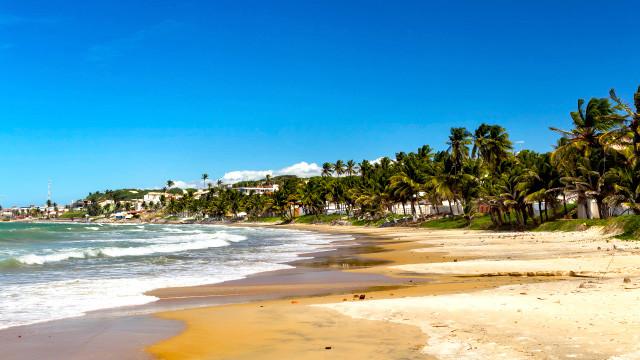 Pousada Port Louis - Assim como o destino, Caraguatatuba! As praias são as principais atrações, entre elas Cocanha e Prainha.