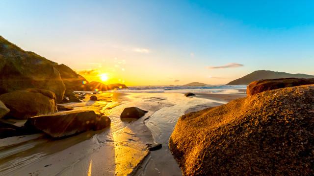 Jurerê Beach Village - As praias são as protagonistas de norte a sul de Florianópolis. Tem opções agitadas, tranquilas e quase intocadas.