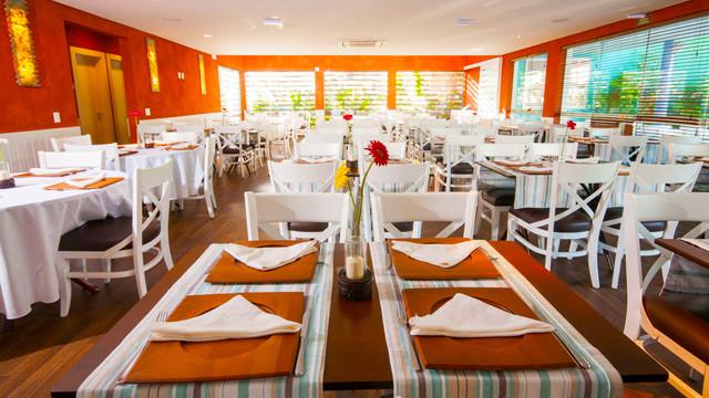 Pousada Port Louis - Tudo isso junto às possibilidades gastronômicas de um dos melhores restaurantes locais, segundo o TripAdvisor.