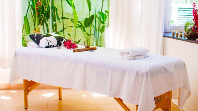 Pousada Port Louis - São imperdíveis tratamentos corporais e massagens relaxantes!