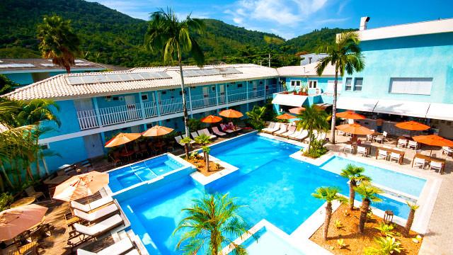 Pousada Port Louis - Tudo que é preciso para viver uma experiência inesquecível no litoral está na Pousada Port Louis!