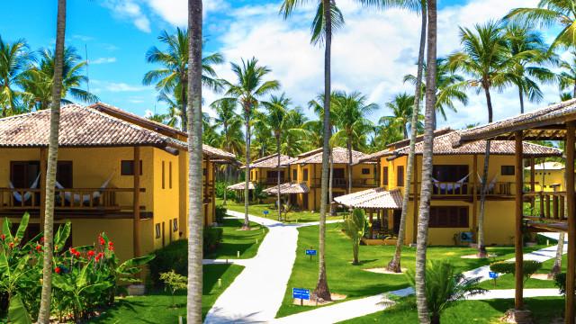Villa dos Corais Pousada - O final do dia é marcado pelo aconchego da acomodação. Escolha entre as opções Standard e Superior, ambas de 52 m².